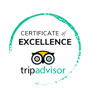 Certificate of Excellence TripAdvisor Korcula Adventures