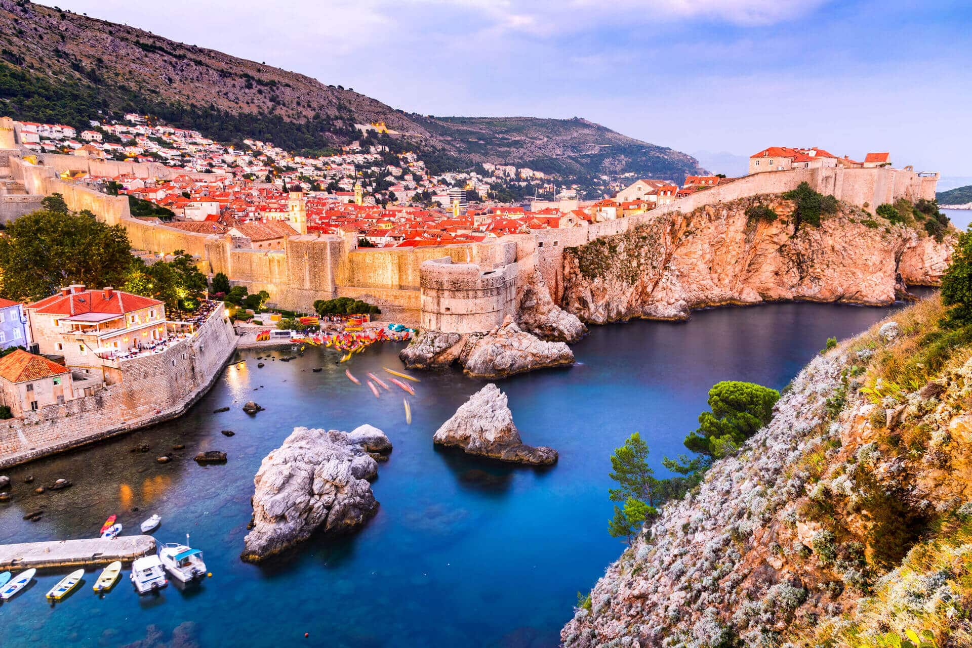 Korcula to Dubrovnik Boat Tour