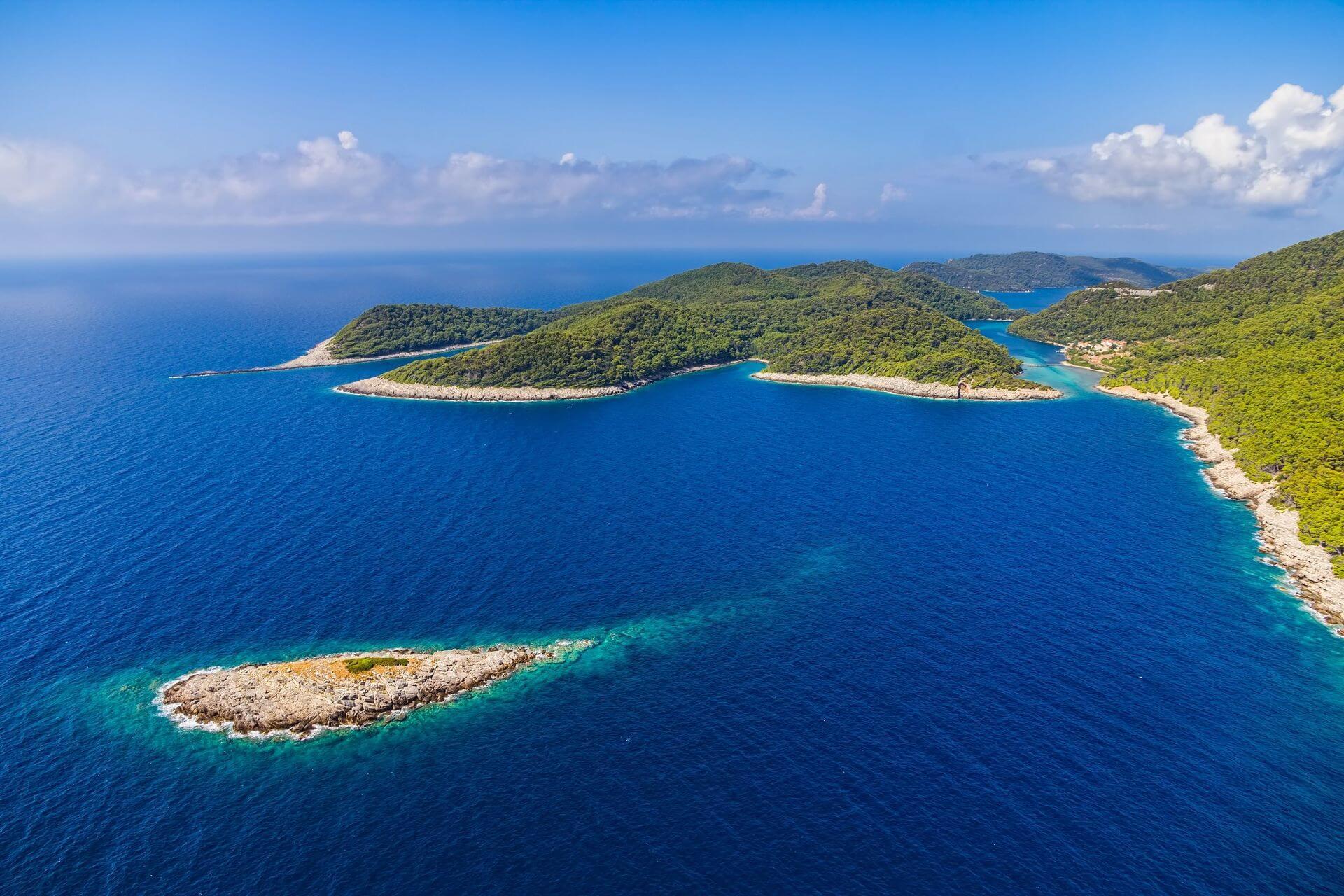 Mljet island yacht tours