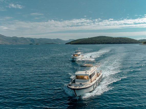 Croatia Honeymoon Rhapsody boats