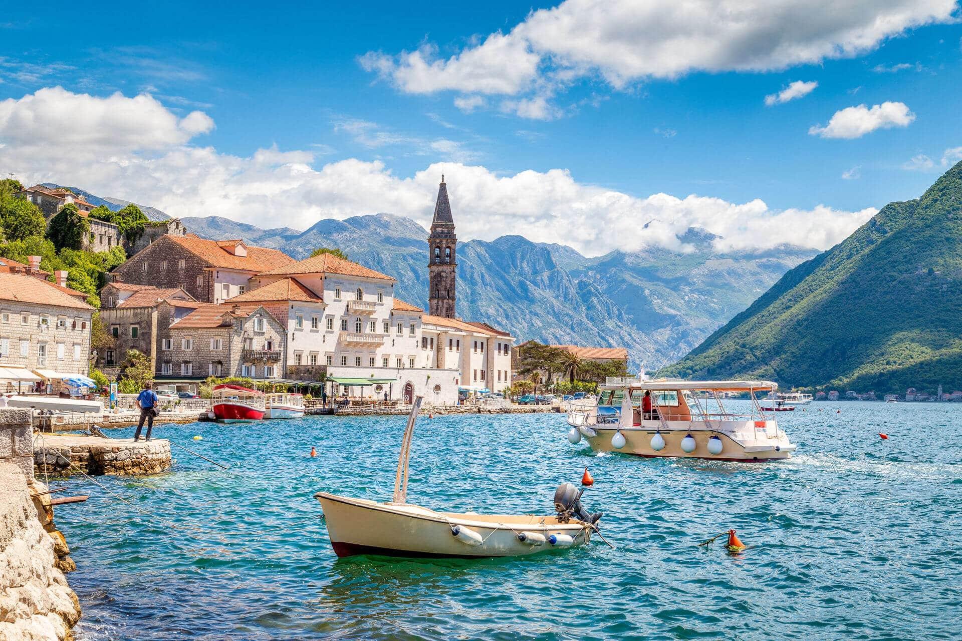 Montenegro boat tours