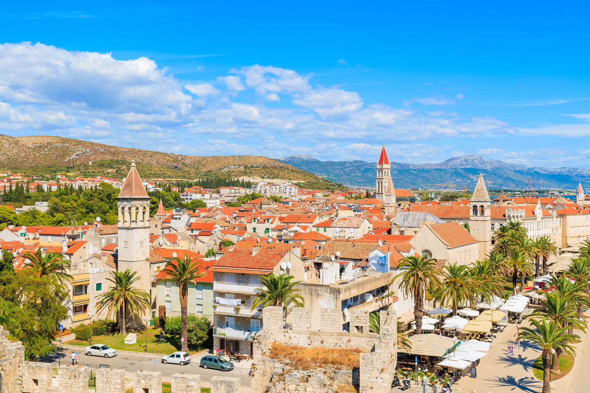 Trogir tours from Korcula